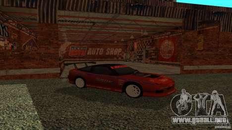 Nissan 240SX Signal Auto para GTA San Andreas