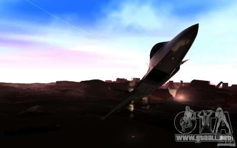 Configurar el ENBSeries para PC débil para GTA San Andreas tercera pantalla