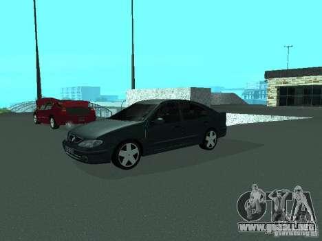 Renault Megane I para la visión correcta GTA San Andreas