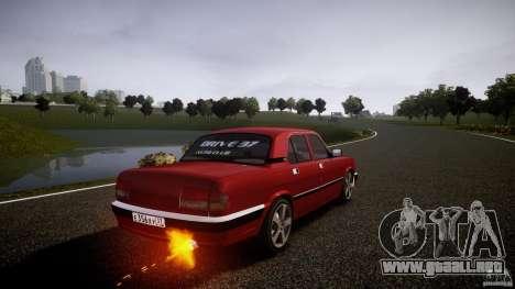 GAZ-3110 Turbo WRX STI v1.0 para GTA 4