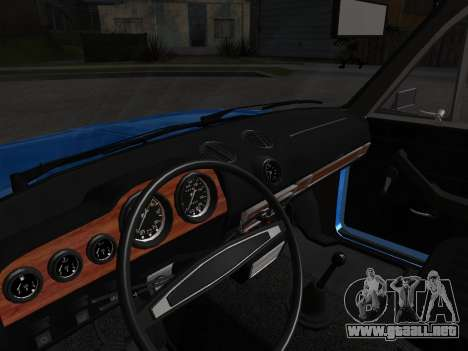 VAZ 2106 Retro V2 para vista lateral GTA San Andreas