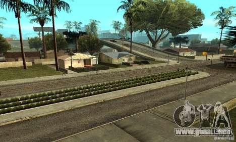 Grove Street 2013 v1 para GTA San Andreas undécima de pantalla