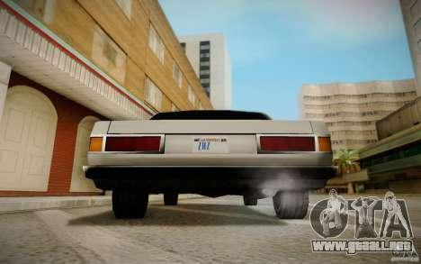 HQLSA v1.1 para GTA San Andreas segunda pantalla