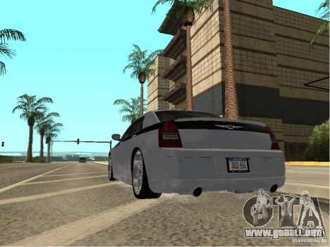 Chrysler 300 C para GTA San Andreas left