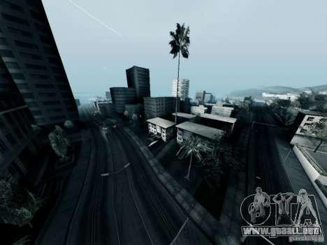Setan ENBSeries para GTA San Andreas segunda pantalla