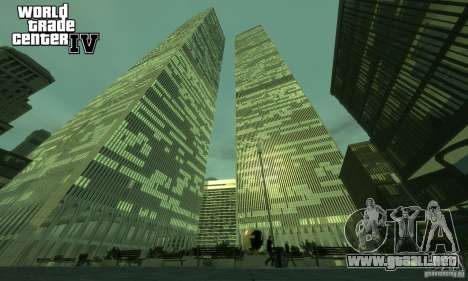 World Trade Center para GTA 4 octavo de pantalla