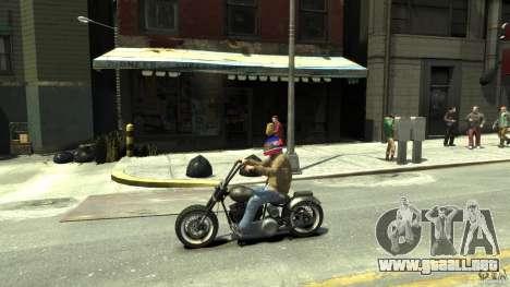 Energy Drink Helmets para GTA 4 novena de pantalla
