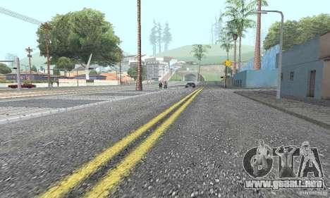 Grove Street 2012 V1.0 para GTA San Andreas séptima pantalla