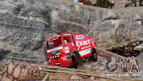 Pista Off-Road para GTA 4 segundos de pantalla