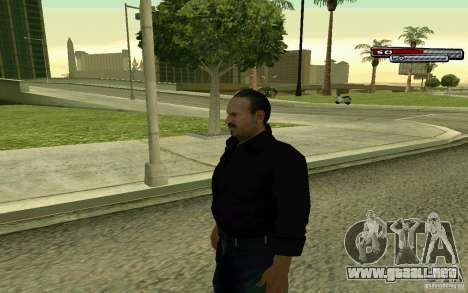 Russian Mafia para GTA San Andreas segunda pantalla