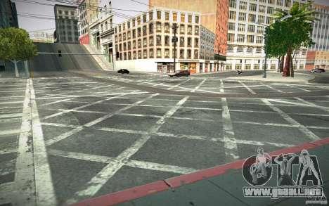 Carretera de HD (4 GTA SA) para GTA San Andreas quinta pantalla