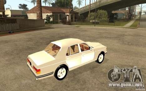 Bentley Turbo RT para la visión correcta GTA San Andreas