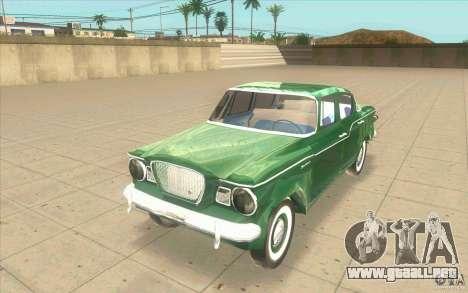 Studebaker Lark 1959 para GTA San Andreas