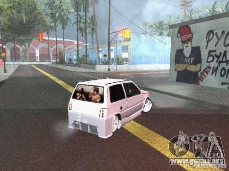 VAZ 1111 para GTA San Andreas left