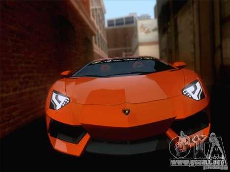 Realistic Graphics HD 5.0 Final para GTA San Andreas sucesivamente de pantalla