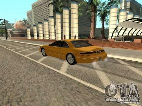 Lincoln Mark VIII 1996 para GTA San Andreas left