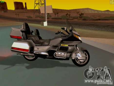Honda Goldwing GL 1500 1990 g. para GTA San Andreas