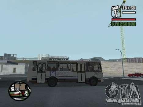SURCO 4234 v1 para GTA San Andreas vista posterior izquierda