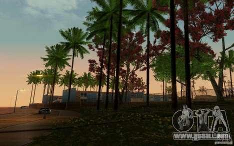 Project Oblivion 2010 Sunny Summer para GTA San Andreas novena de pantalla