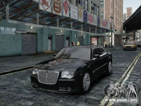 Chrysler 300C para GTA 4