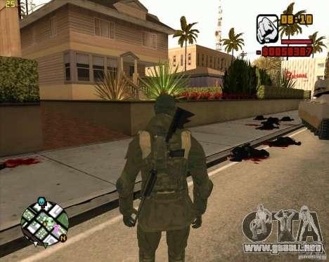 Ckin SAS para GTA San Andreas segunda pantalla