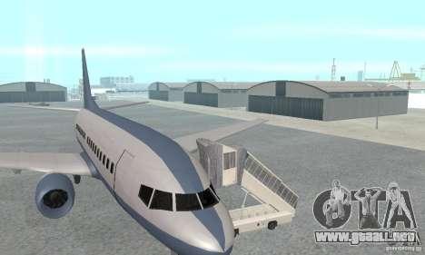 Airport Vehicle para GTA San Andreas tercera pantalla