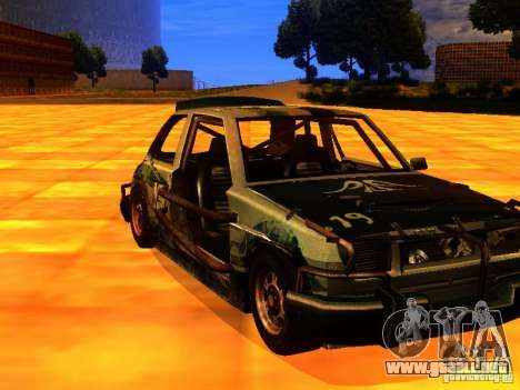 CHILI from FlatOut 2 para visión interna GTA San Andreas