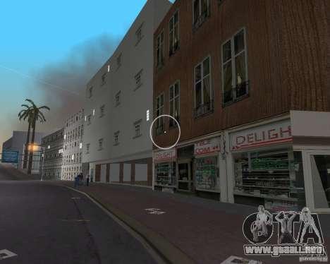 New Downtown: Shops and Buildings para GTA Vice City novena de pantalla