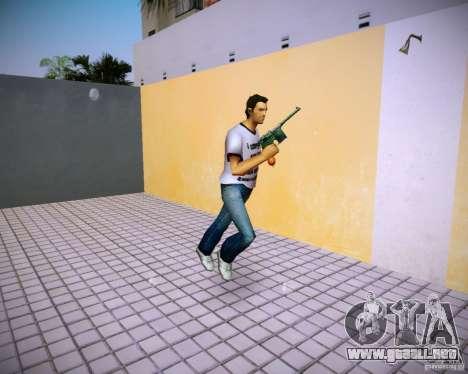 Mauser C96 para GTA Vice City tercera pantalla