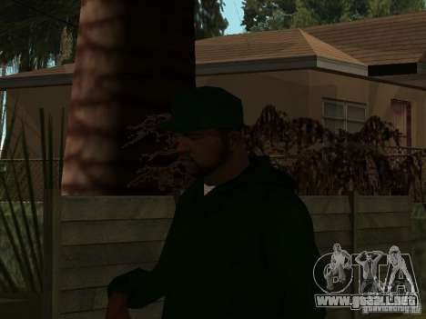 Dope para GTA San Andreas tercera pantalla