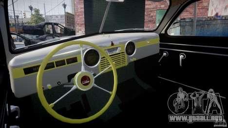 GAS M20V ganando americano 1955 v1.0 para GTA 4 visión correcta