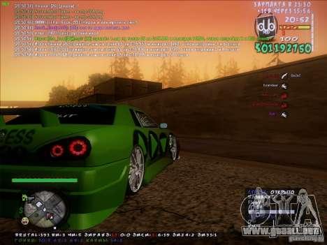 Eloras Realistic Graphics Edit para GTA San Andreas octavo de pantalla