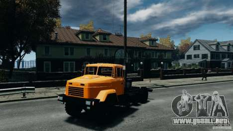 KrAZ-5133 para GTA 4