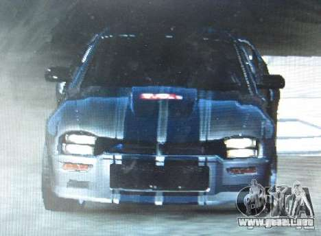 Rey del camino de Flatout Ultimate Carnage para GTA 4 Vista posterior izquierda