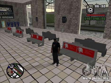 Pequeña trivia para GTA San Andreas tercera pantalla