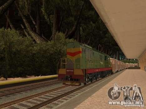 Bosque en Las Venturas para GTA San Andreas séptima pantalla