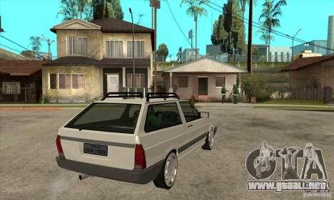 Volkswagen Parati GLS 1994 para la visión correcta GTA San Andreas