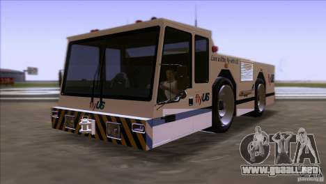 Ripley from GTA IV para GTA San Andreas left