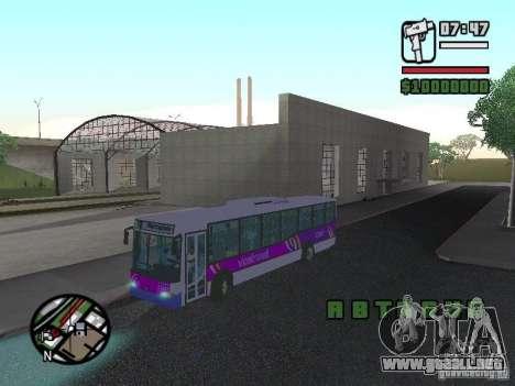 Marcopolo Viale III para la visión correcta GTA San Andreas