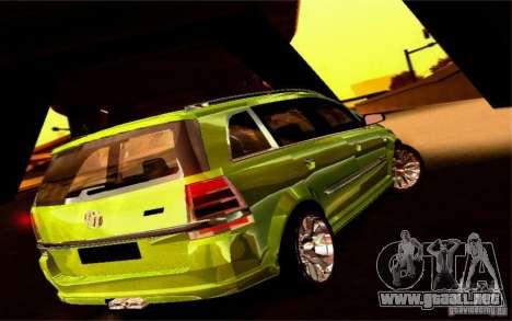 G1 MPV para visión interna GTA San Andreas