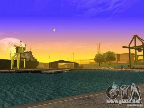 Nuevo Timecyc para GTA San Andreas quinta pantalla
