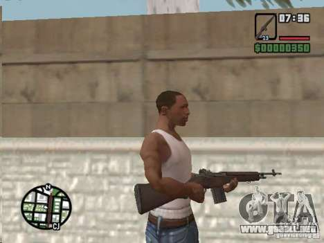 Mafia II Full Weapons Pack para GTA San Andreas