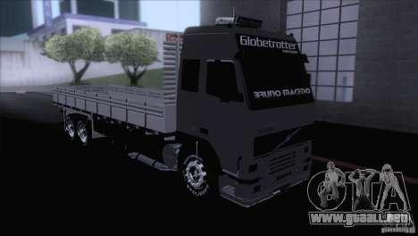 Volvo FH12 2000 para la visión correcta GTA San Andreas
