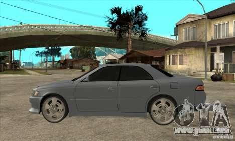 TOYOTA MARK II GT para GTA San Andreas left