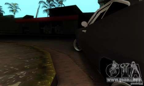 Dodge Charger RT para visión interna GTA San Andreas