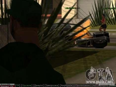 Dope para GTA San Andreas séptima pantalla