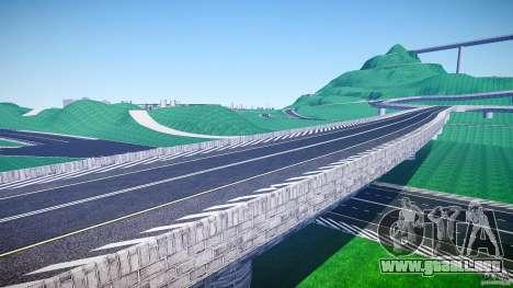 Drift Paradise V2 para GTA 4 tercera pantalla