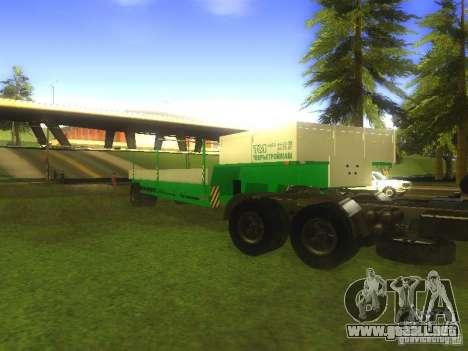 TCM remolque-993910 para la visión correcta GTA San Andreas