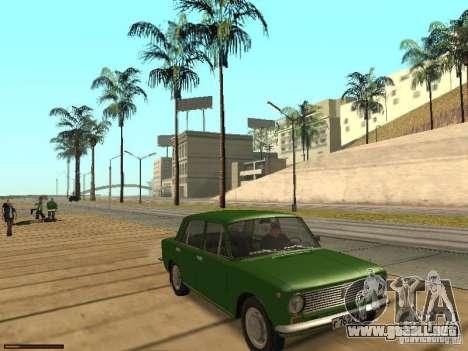 Muerte real para GTA San Andreas sucesivamente de pantalla