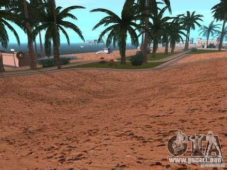 Playa HQ v1.0 para GTA San Andreas